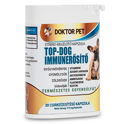 Doktor Pet Top-Dog immunerősítő
