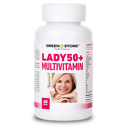 Lady 50+ Multivitamin